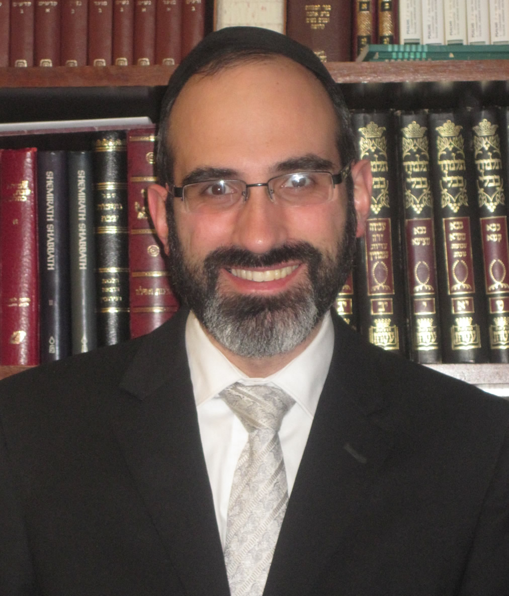 Rabbi Shmuel Marcus