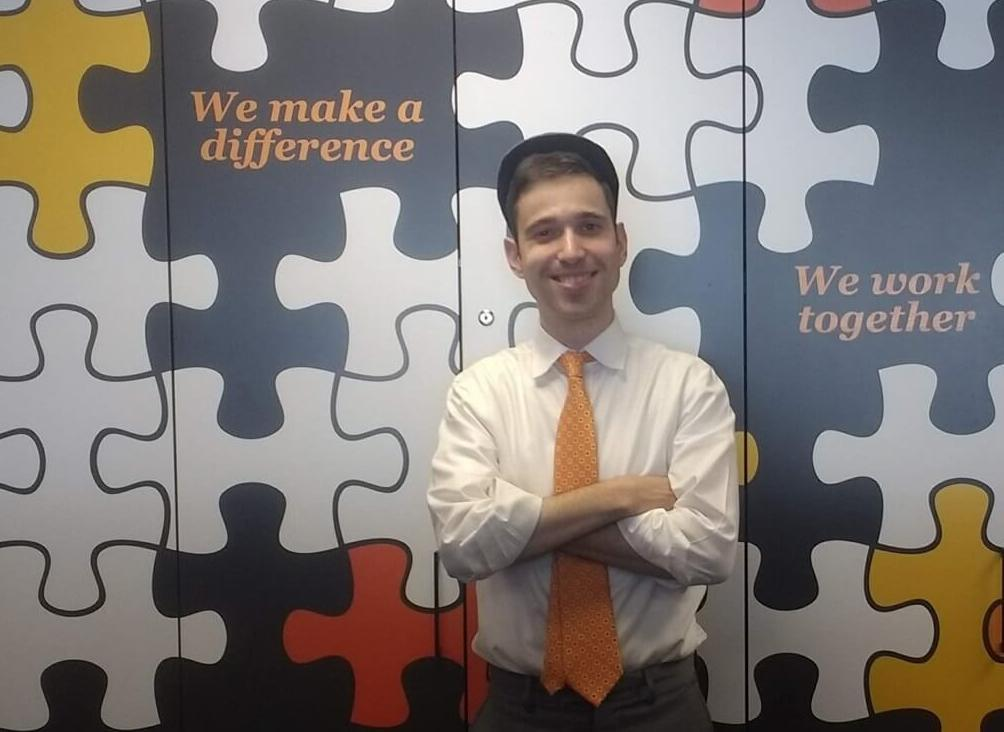 LCM\'s Samuel Yudelzon spent his summer as an intern in the consulting wing of PricewaterhouseCoopers.