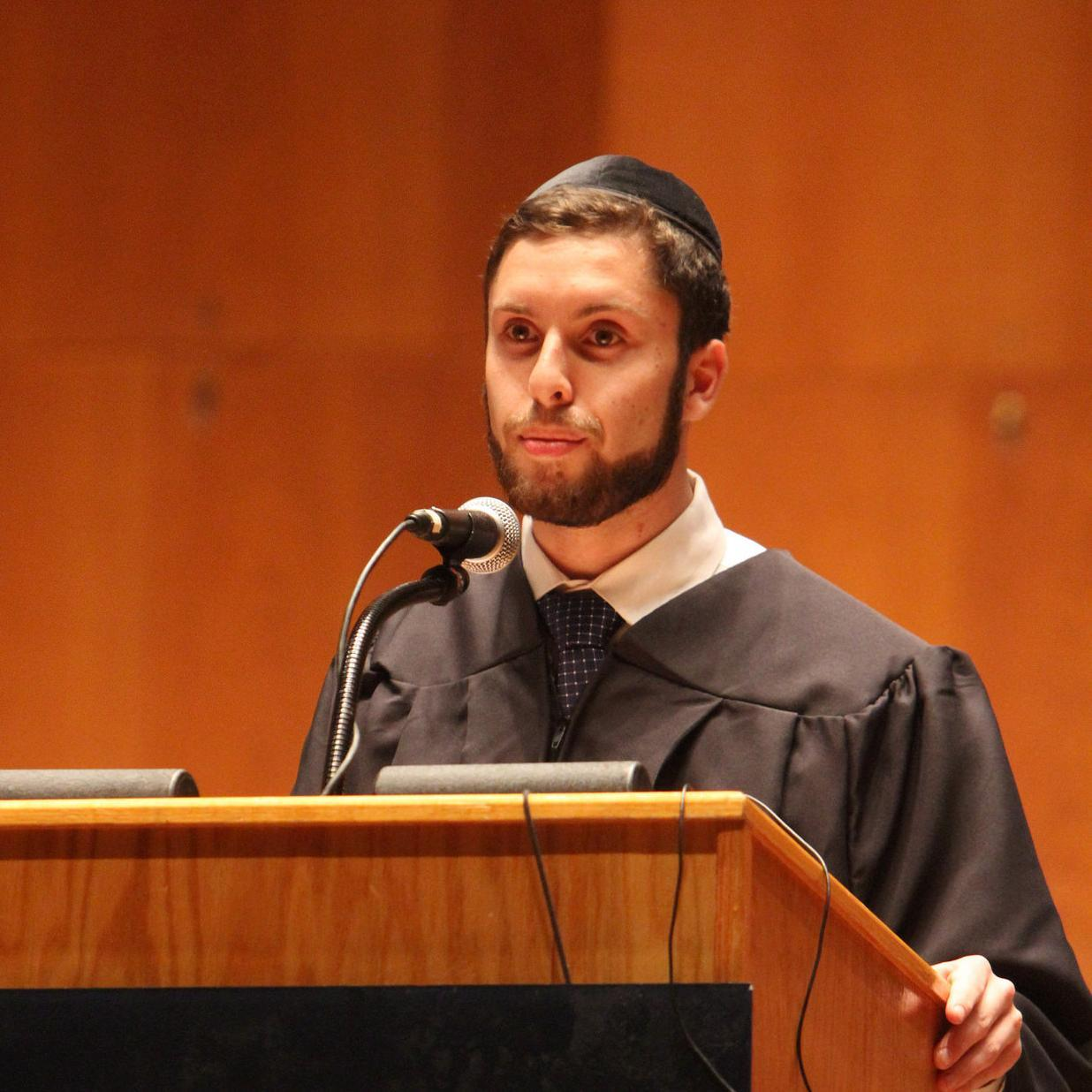 Simcha Himmel, LCM Valedictorian, Class of 2015
