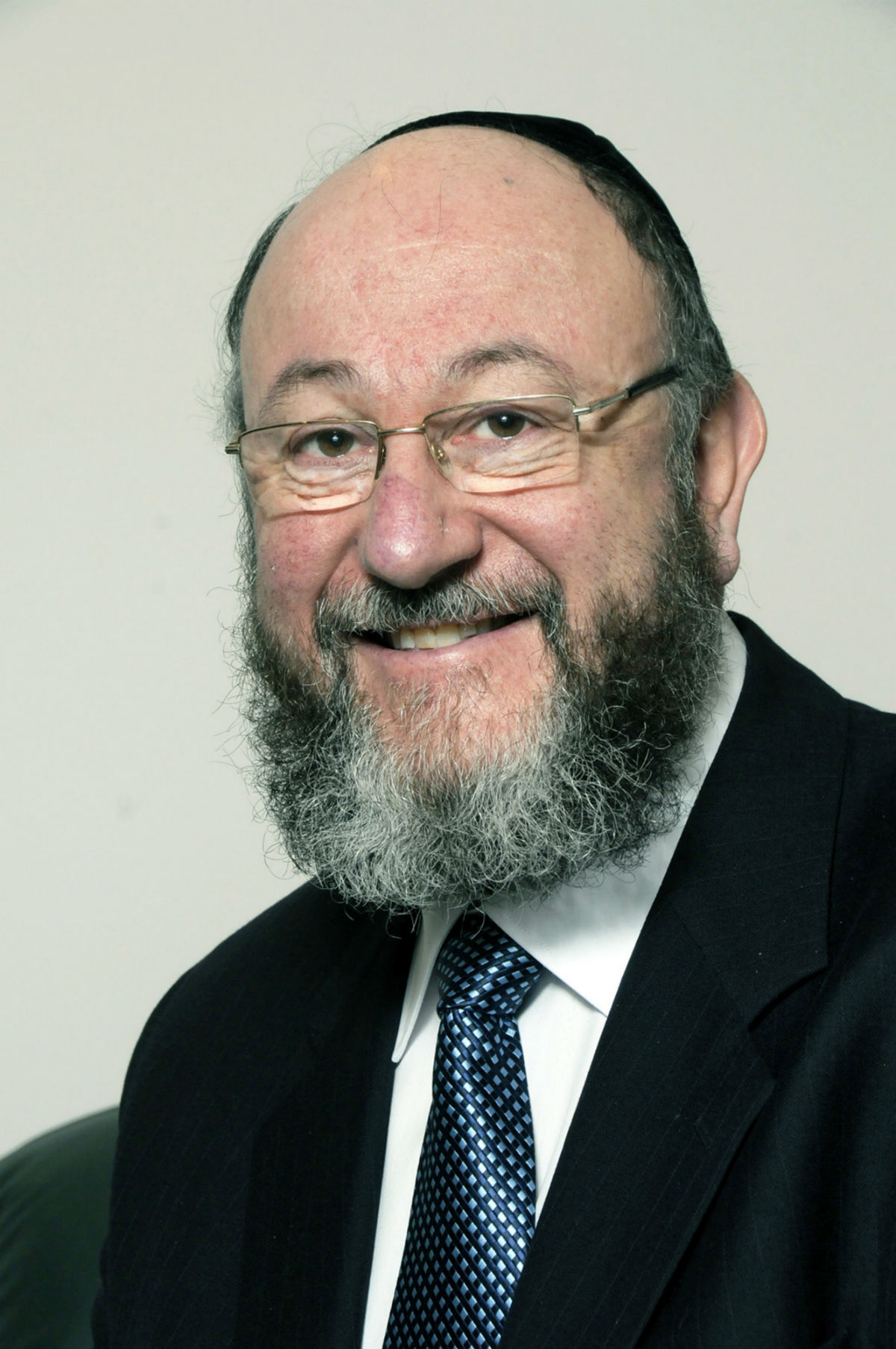 Rabbi Ephraim Mirvis, the Chief Rabbi of the United Hebrew Congregations of the Commonwealth of the United Kingdom.